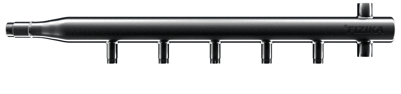 Коллекторы водопроводный для квартир по чертежам