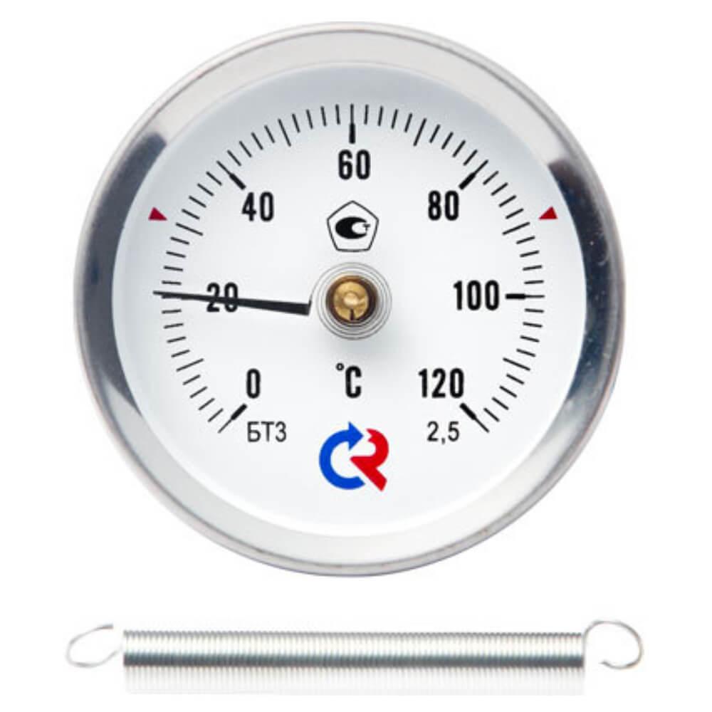 Сантехнические термометры | Санкт-Петербург | опт | купить | склад | поставщик