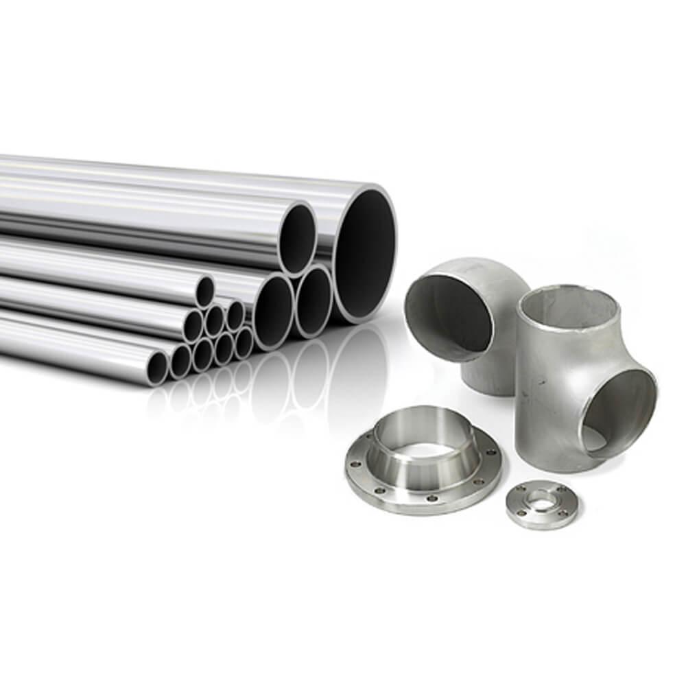Трубопроводы и фитинги стальные
