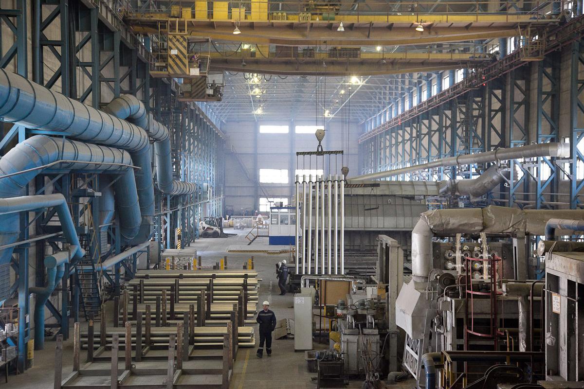 Заводы Danfoss