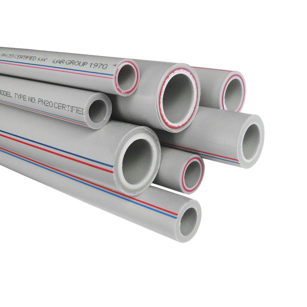 Трубопроводы и фитинги PEX, PP-R, ПНД, PP-H