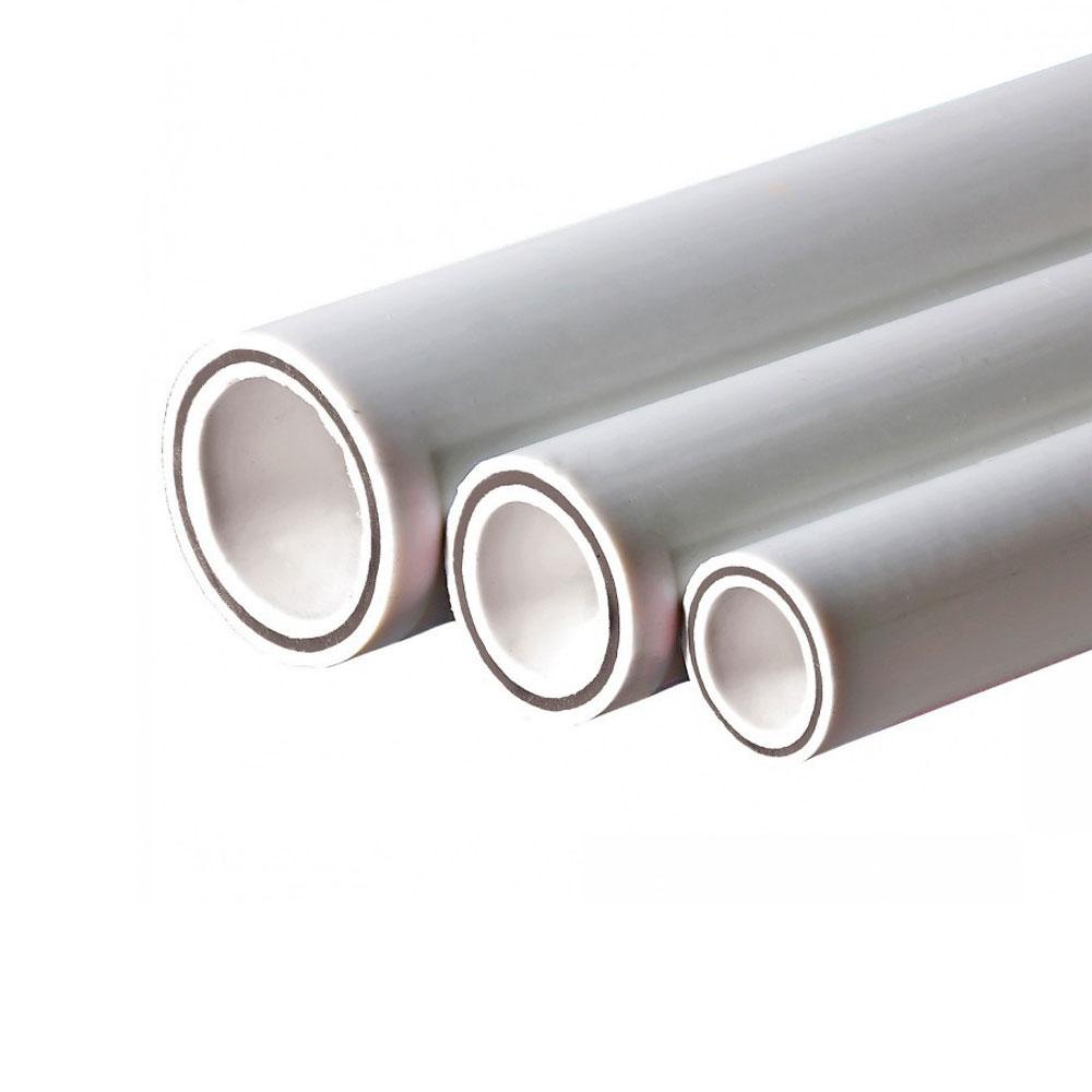 Трубы PP-R армированные алюминием